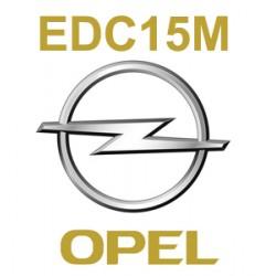 ZAFIRA A - EDC15M